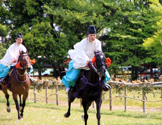 上賀茂神社 足そろえ式 祭の5月 2_e0048413_23221420.jpg