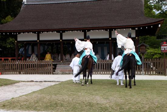 上賀茂神社 足そろえ式 祭の5月 2_e0048413_23224093.jpg