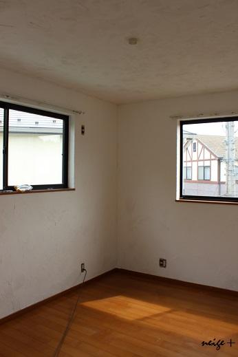 子供部屋の大改造♪ 漆喰壁つくり&ロフトベッド_f0023333_2257424.jpg