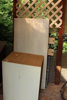 子供部屋の大改造♪ 漆喰壁つくり&ロフトベッド_f0023333_22582335.jpg