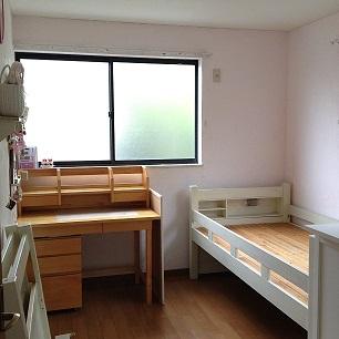 子供部屋の大改造♪ 漆喰壁つくり&ロフトベッド_f0023333_22584434.jpg