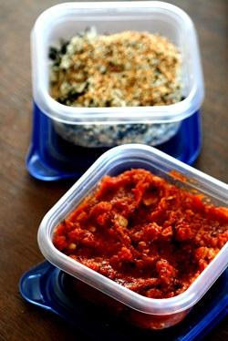 おかずの素7を使って1週間のお弁当を作る。_b0048834_027393.jpg