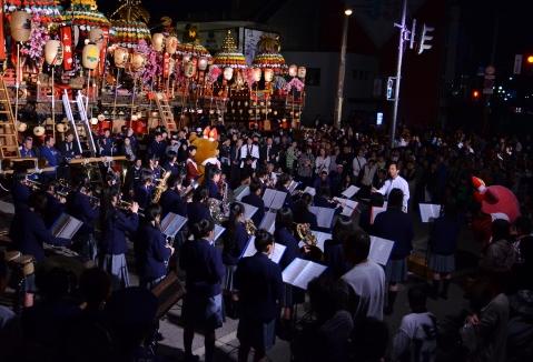 2013年 石動曳山祭_c0208355_1438668.jpg
