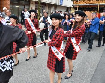2013年 石動曳山祭_c0208355_1441441.jpg