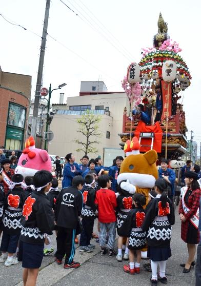 2013年 石動曳山祭_c0208355_1441514.jpg