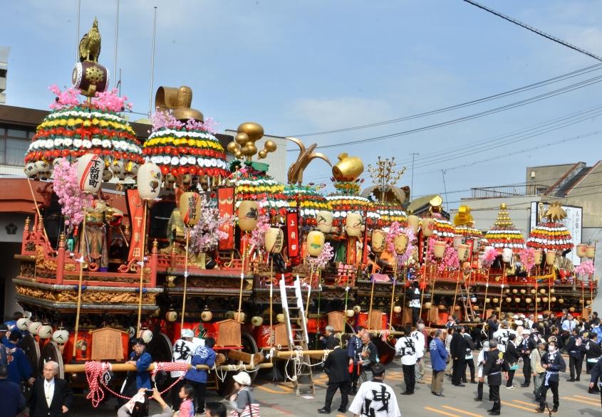2013年 石動曳山祭_c0208355_1442228.jpg