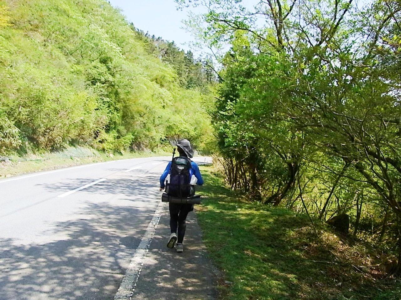 2013.4.27-28 伊豆ファストパッキング day1 (戸田峠-三蓋山)_b0219778_0532418.jpg