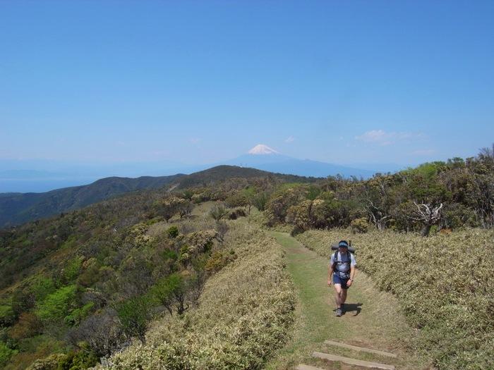 2013.4.27-28 伊豆ファストパッキング day1 (戸田峠-三蓋山)_b0219778_084023.jpg