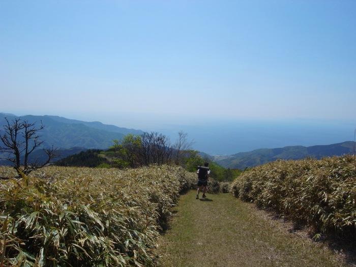 2013.4.27-28 伊豆ファストパッキング day1 (戸田峠-三蓋山)_b0219778_2036783.jpg