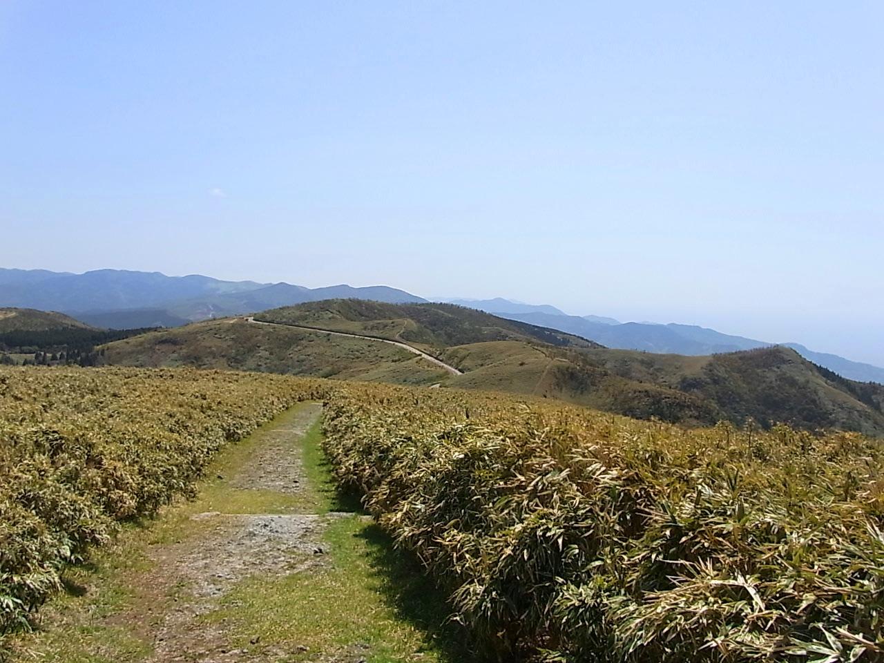 2013.4.27-28 伊豆ファストパッキング day1 (戸田峠-三蓋山)_b0219778_2041345.jpg