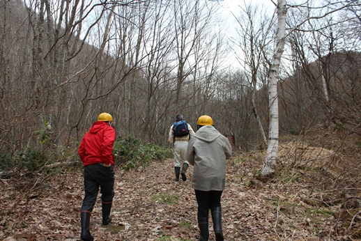 きこりの森に下見に行ってきました_f0227395_1810498.jpg