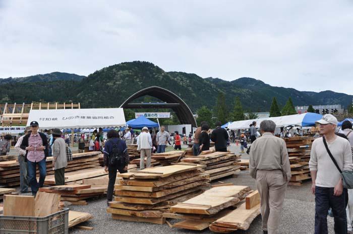 「つけち森林の市2013」ツナガルベンチイベント。_a0299898_18492342.jpg