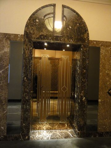 マリオットホテル エレベーター_f0034816_230474.jpg