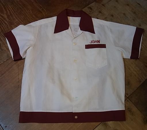 GW入荷!第三弾!5/3(金)入荷!70'S ミリタリーEmbroidered bowling shirts!_c0144020_17263957.jpg