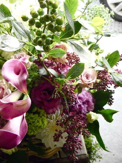 ご注文のお花。。。_a0229658_196786.jpg