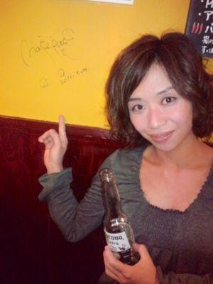 桑名晴子さんのレコーディング_b0131865_547492.jpg