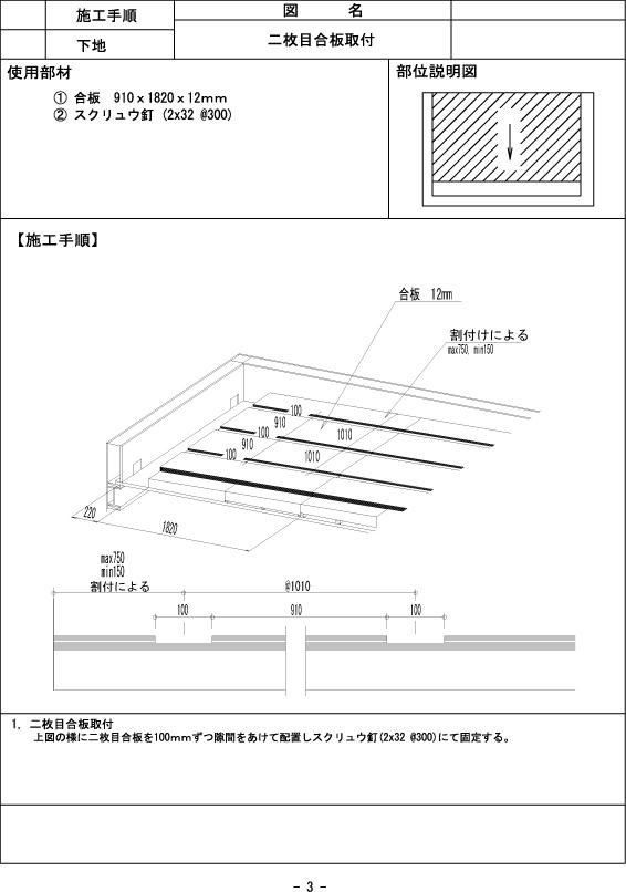 SKY130502 施工のてびきと写真にて、施工についてわかりやすく解説。_d0288367_6155538.jpg