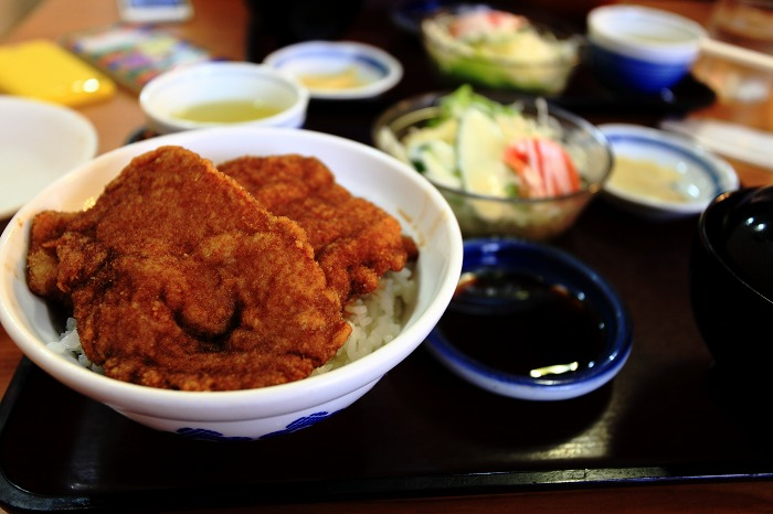 ソースかつ丼と東尋坊_a0294534_17265238.jpg