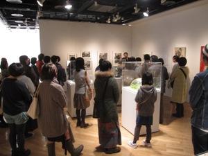 『青森県立美術館展 コレクションと空間、そのまま持ってきます』ギャラリートーク/レポートその④_f0023676_1518969.jpg