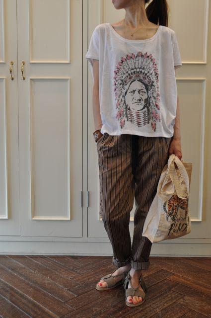 SWILDENS より Tシャツ ・・・_b0110586_19492033.jpg