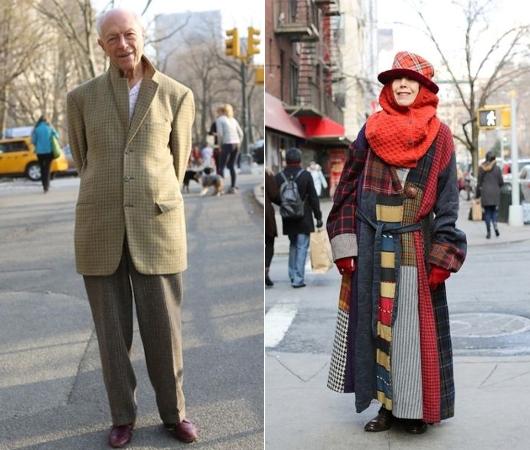 おじいちゃん、おばあちゃんもお洒落なニューヨーク_b0007805_2055112.jpg