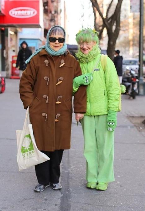 おじいちゃん、おばあちゃんもお洒落なニューヨーク_b0007805_2113127.jpg