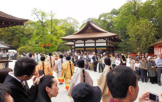 斉王代 禊の儀 祭の5月3_e0048413_20482947.jpg