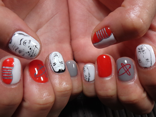 安坐日誌 ~ from nails.anthe