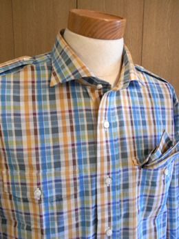 カジュアルシャツの季節がやって来たよ! ~オプションフェア~ 編_c0177259_2372479.jpg