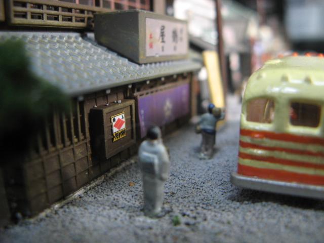 小津展示コーナーに北鎌倉ミニジオラマ寄贈&リハ風景_c0014967_2283123.jpg