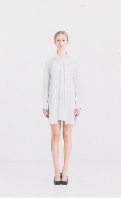 レイヤードシャツ Scye ._b0110586_19354590.jpg