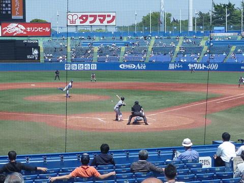 6大学野球_f0066533_19455155.jpg