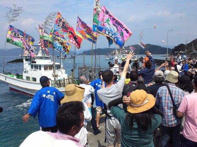 芝のカツオ祭り_e0041337_1918769.jpg