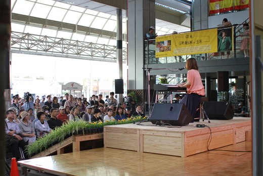 宮崎国際ストリート音楽祭♪_a0271541_1193853.jpg