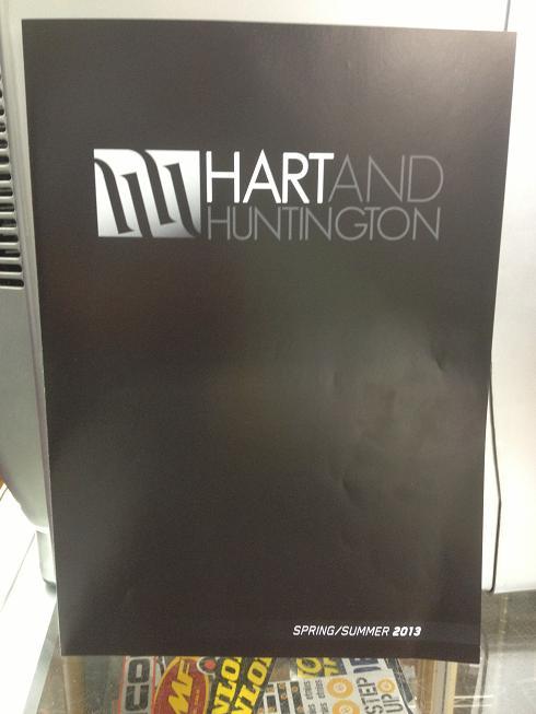 お待たせしました!Hart & Huntington最新作がっ_f0062361_9251825.jpg