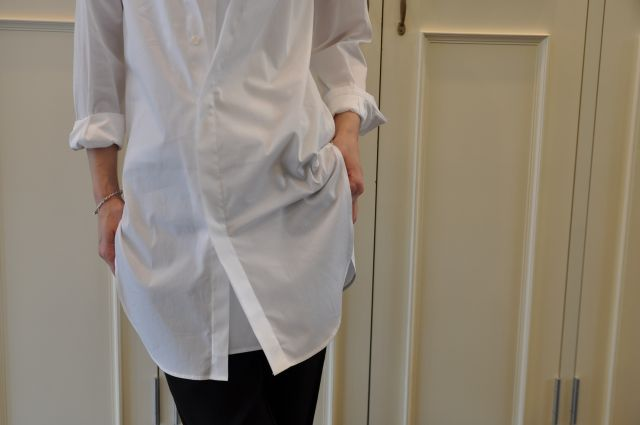 レイヤードシャツ Scye ._b0110586_1912024.jpg