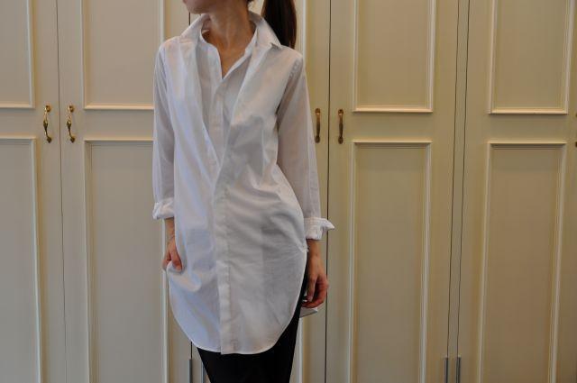レイヤードシャツ Scye ._b0110586_1913014.jpg