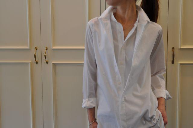 レイヤードシャツ Scye ._b0110586_1915294.jpg