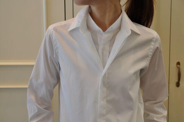 レイヤードシャツ Scye ._b0110586_1923857.jpg