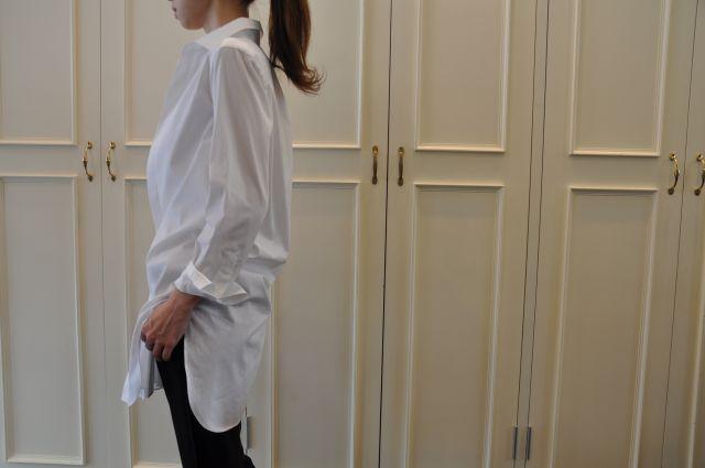 レイヤードシャツ Scye ._b0110586_192843.jpg