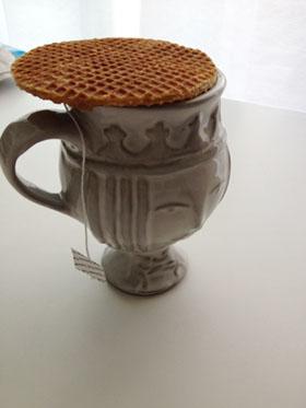 ティーバッグとオランダのお菓子。_f0038600_229053.jpg