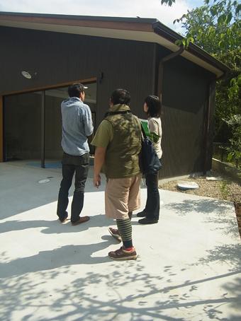 完成見学会をおこないました@所沢_a0148909_17544741.jpg