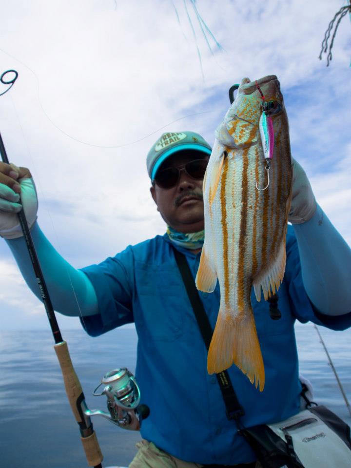 タイランド 太田さん Arriver69Dance で釣る。_a0153216_2211480.jpg