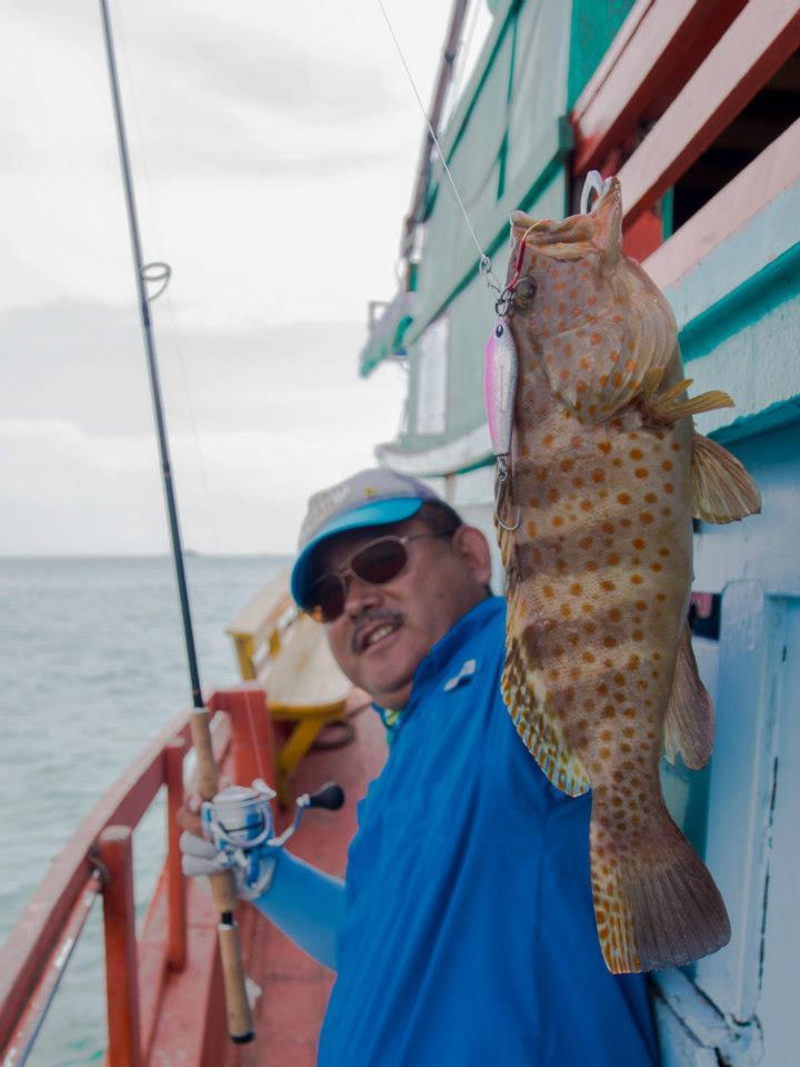 タイランド 太田さん Arriver69Dance で釣る。_a0153216_22133196.jpg