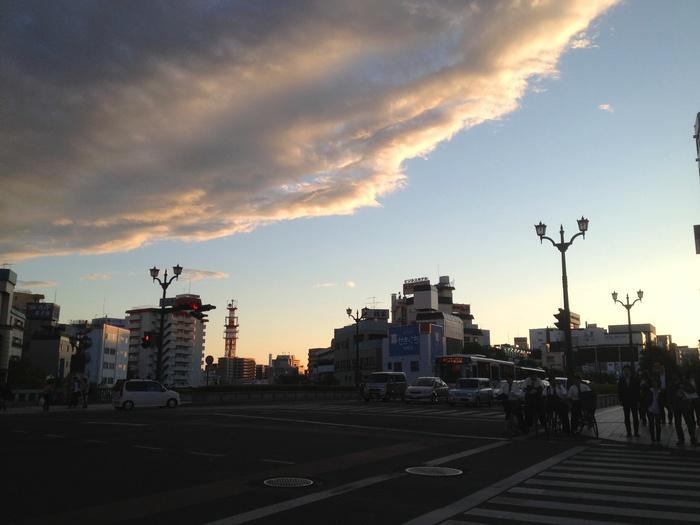 2013.5.2-3 北関東の川を繋ぐチャリ旅 day1(下館-益子-宇都宮65k)_b0219778_2293459.jpg
