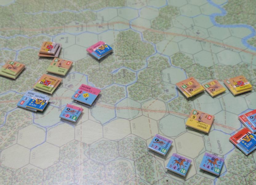 GMT「Glory」より「チカモーガの戦い」をソロプレイ⑥_b0162202_18413536.jpg