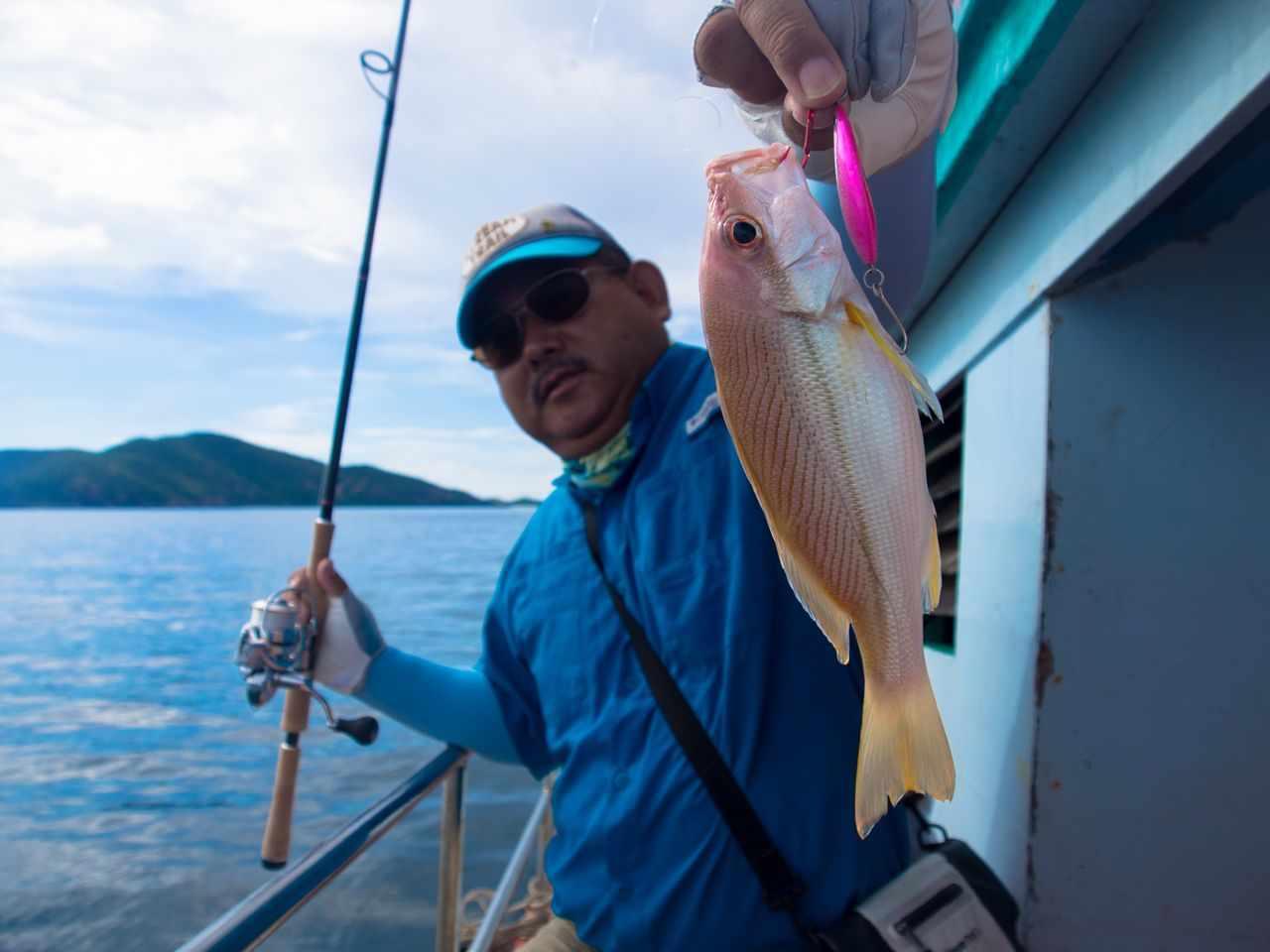 タイランド 太田さん Arriver69Dance で釣る。_a0153216_23314520.jpg