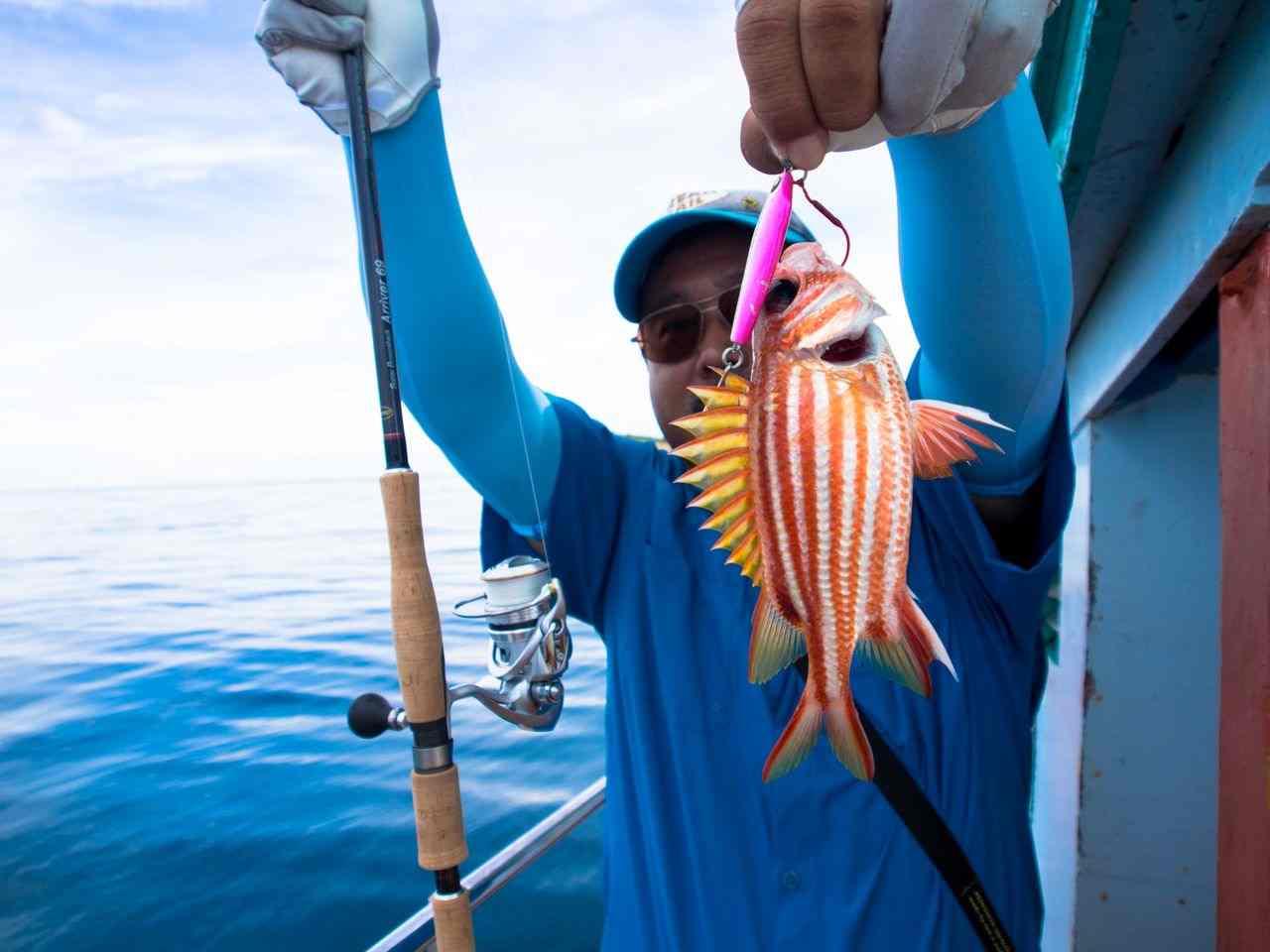 タイランド 太田さん Arriver69Dance で釣る。_a0153216_23344841.jpg