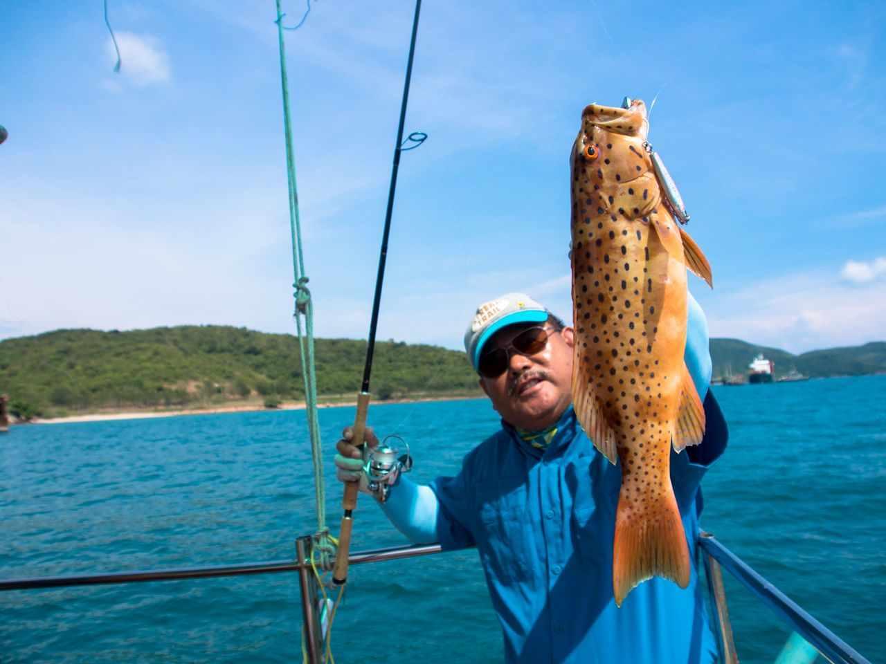 タイランド 太田さん Arriver69Dance で釣る。_a0153216_2334534.jpg