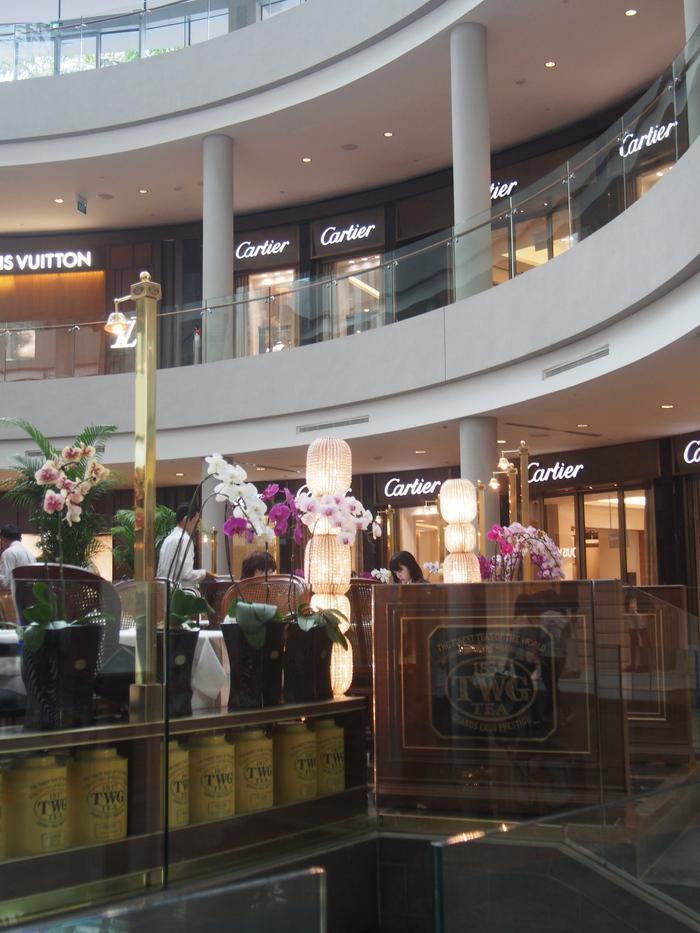 2013 4月 シンガポール (12) マリーナベイサンズをぐるっと_f0062122_704057.jpg